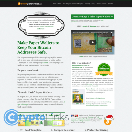 How do i get a cryptocurrency wallet