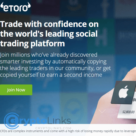 Etoro margin trading cryptocurrencies
