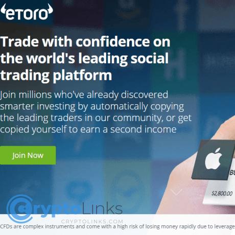 Etoro bitcoin trading sites