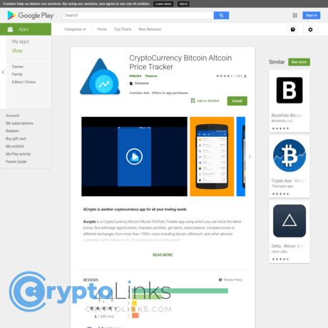 Cryptocurrency prices google spreadsheet