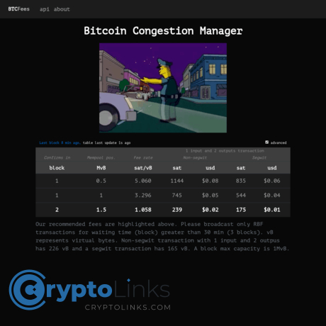 Transaction cost for cryptocurrency
