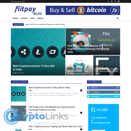 blog cryptocurrency trading