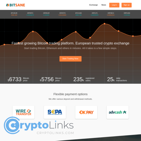 cryptocurrency exchange payment methods