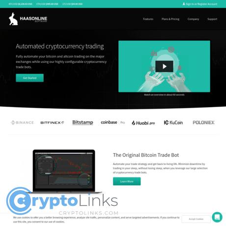 Crypto auto trading sites