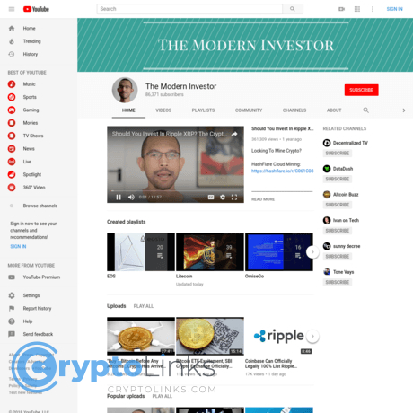 youtube best cryptocurrency