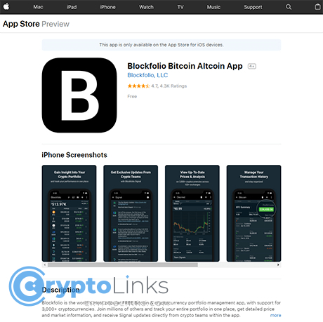 Koop cryptocurrency apple in app
