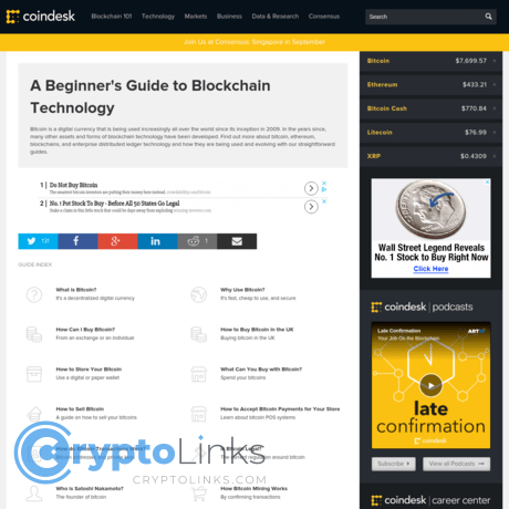 Coindesk london cryptocurrency exchange