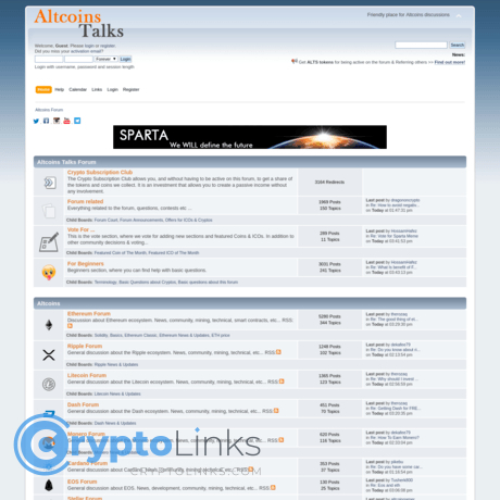 What is the best cryptocurrency forum