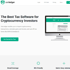 tax software for cryptocurrencies