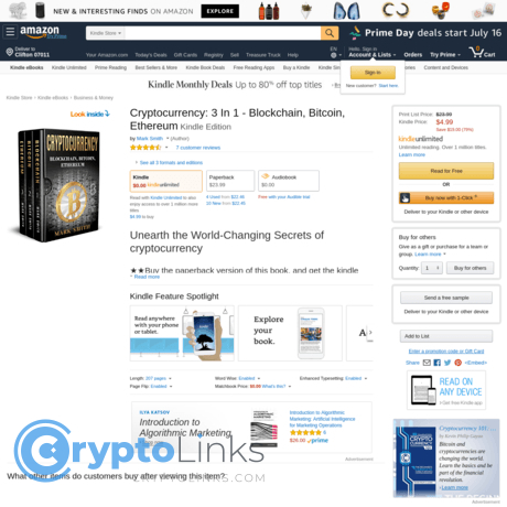 Blockchain & cryptocurrency bitcoin ethereum essentials