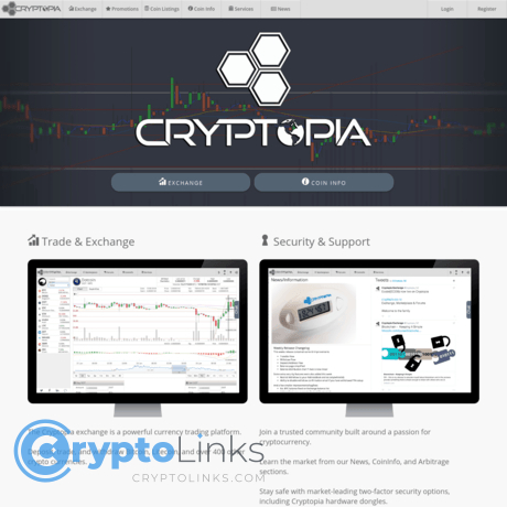 cryptopia day trading cryptocurrency