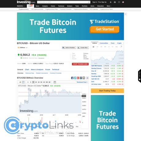 Investing com brasil crypto