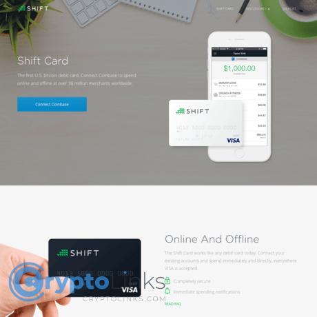Best cryptocurrency debit card 2020