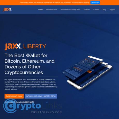 How to convert cryptocurrencies in jaxx