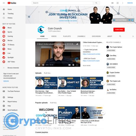 best cryptocurrency media sites