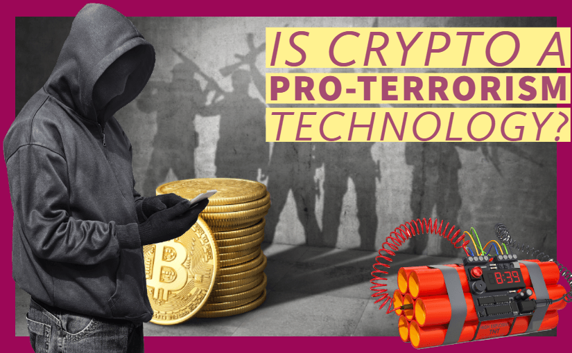Is Crypto A Pro-Terrorism Technology