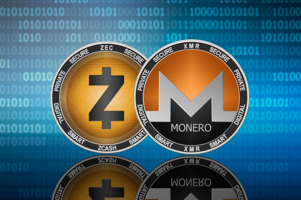 Monero and Zcash, both coins have unique protocols enabling the privacy!
