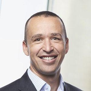 Ryan Alfred, president of Digital Assets Data