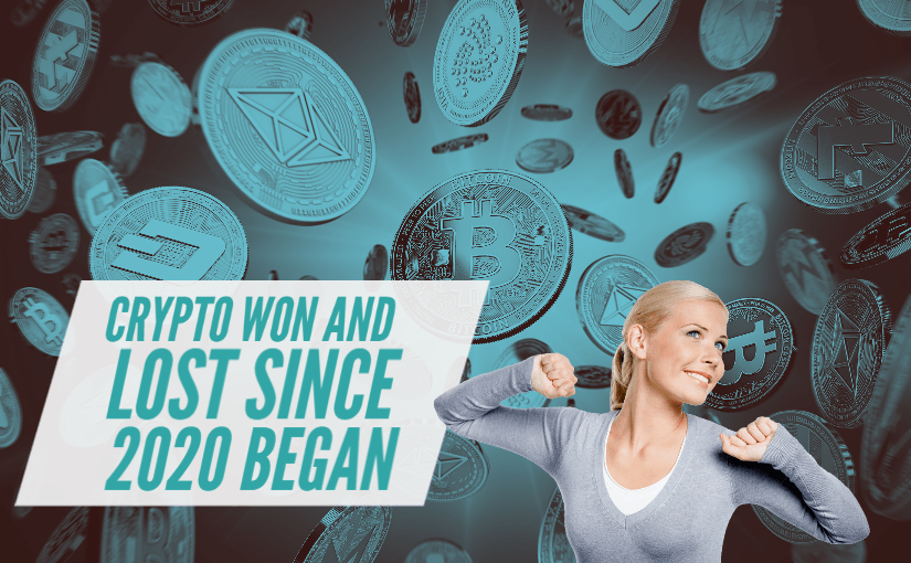 All The Time Crypto Won And Lost Since 2020 Began